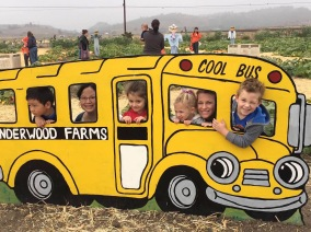 Underwood Farms Field Trip
